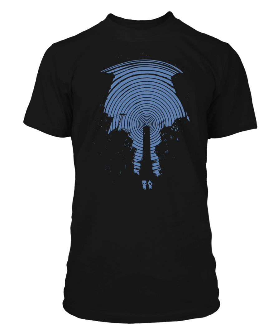 Little Nightmares II -  Pale City T-Shirt - X-Large