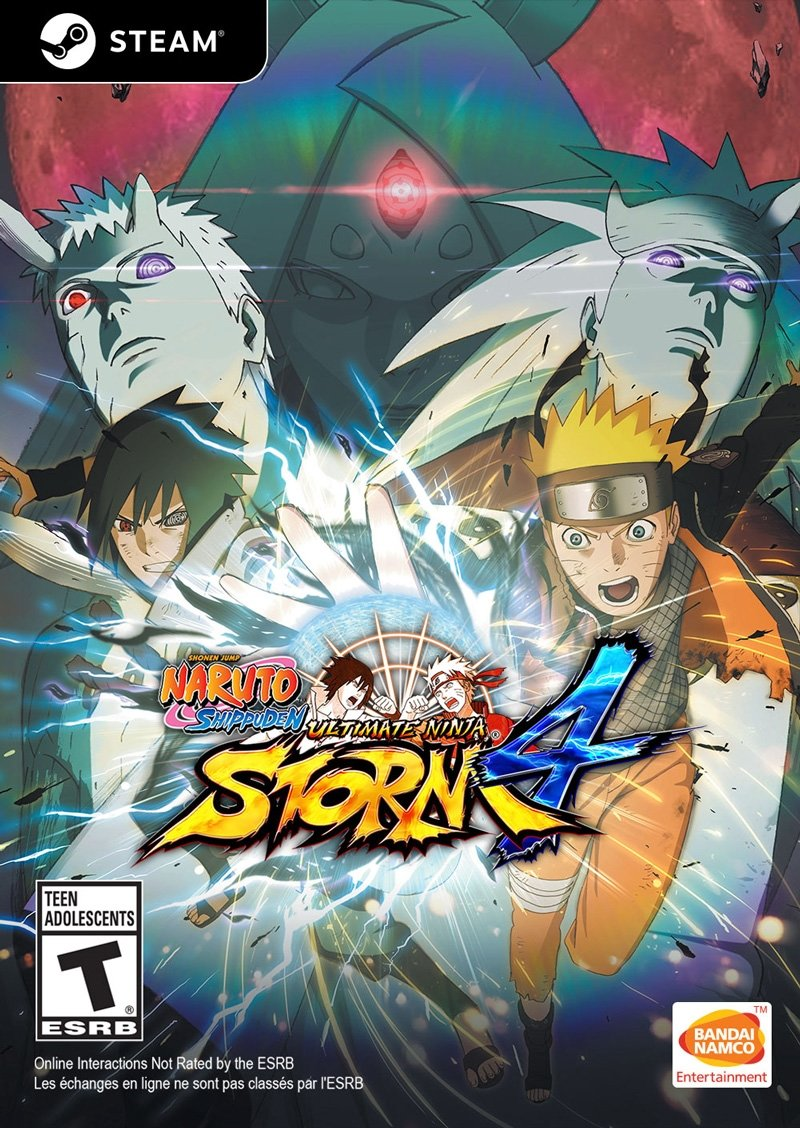 NARUTO SHIPPUDEN: Ultimate Ninja STORM 4 (Steam Key)