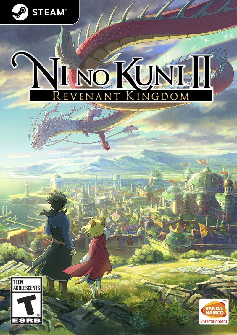 Ni no Kuni II Revenant Kingdom (Steam Key)