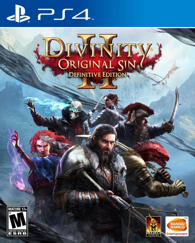 Divinity: Original Sin 2 - Definitive Edition (Playstation 4)