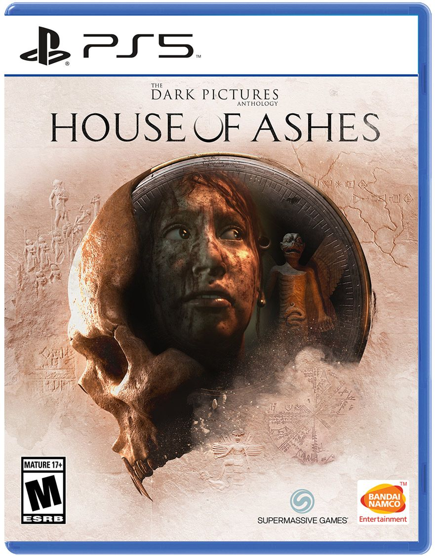 The Dark Pictures: House of Ashes - Pazuzu Edition - PS5