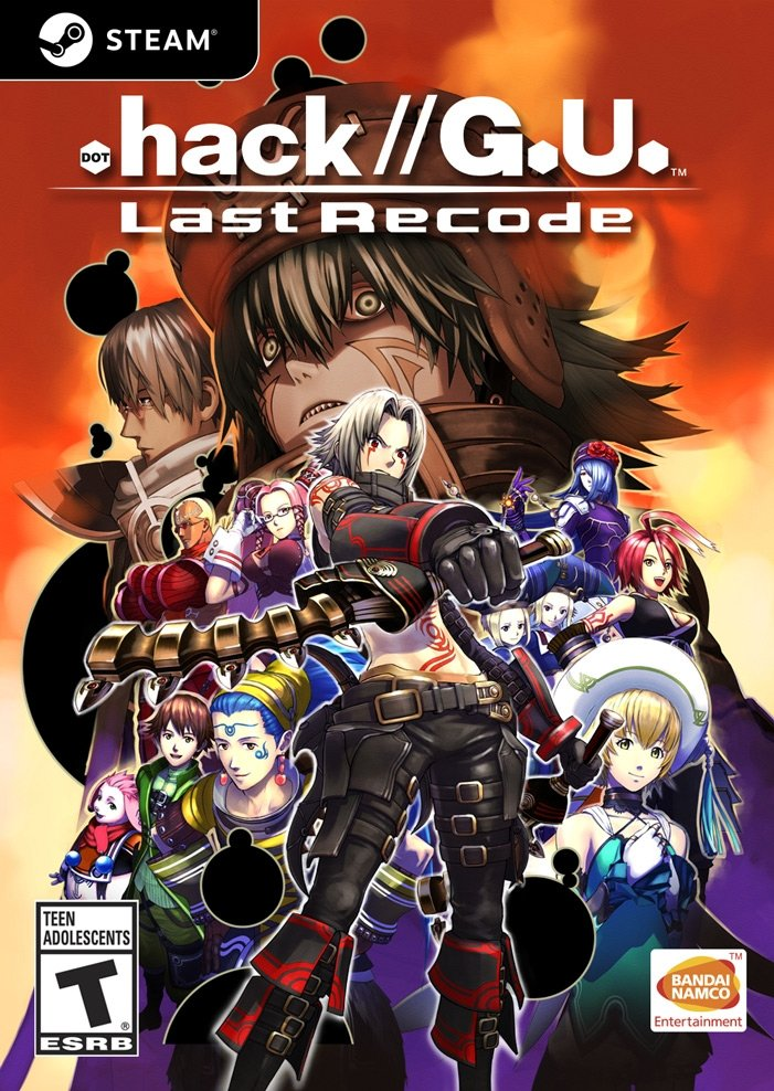 .hack//G.U. Last Recode (Steam Key)