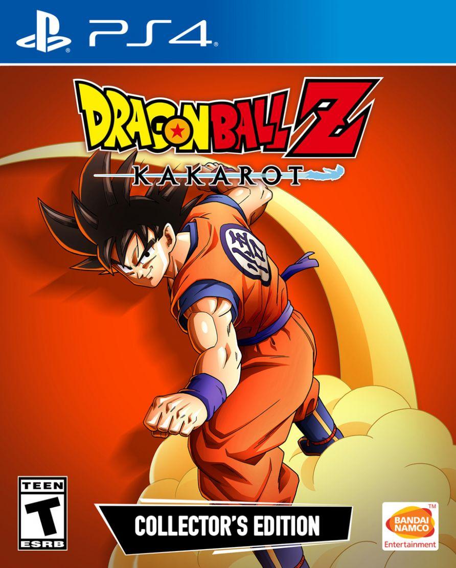 DRAGON BALL Z: KAKAROT Collector's Edition (PlayStation 4)