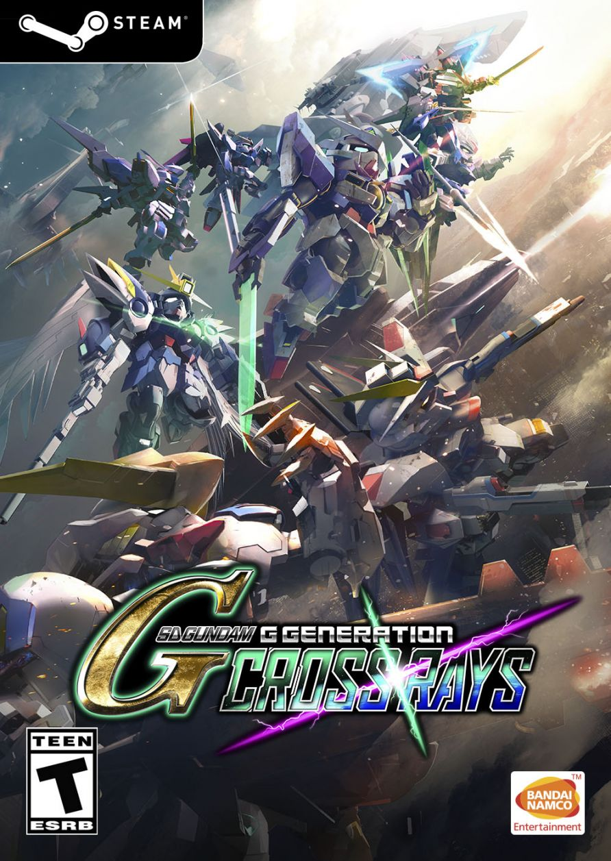 SD GUNDAM G GENERATION CROSS RAYS (Steam)