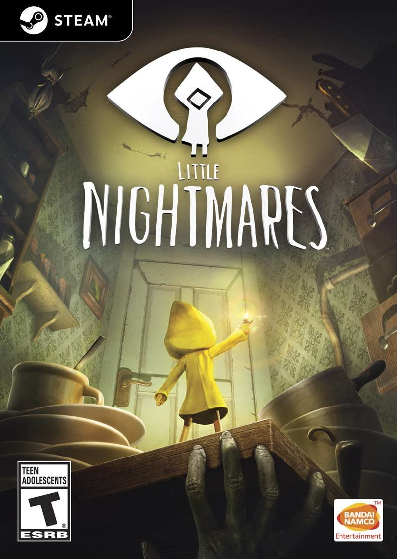 LITTLE NIGHTMARES (Steam Key)