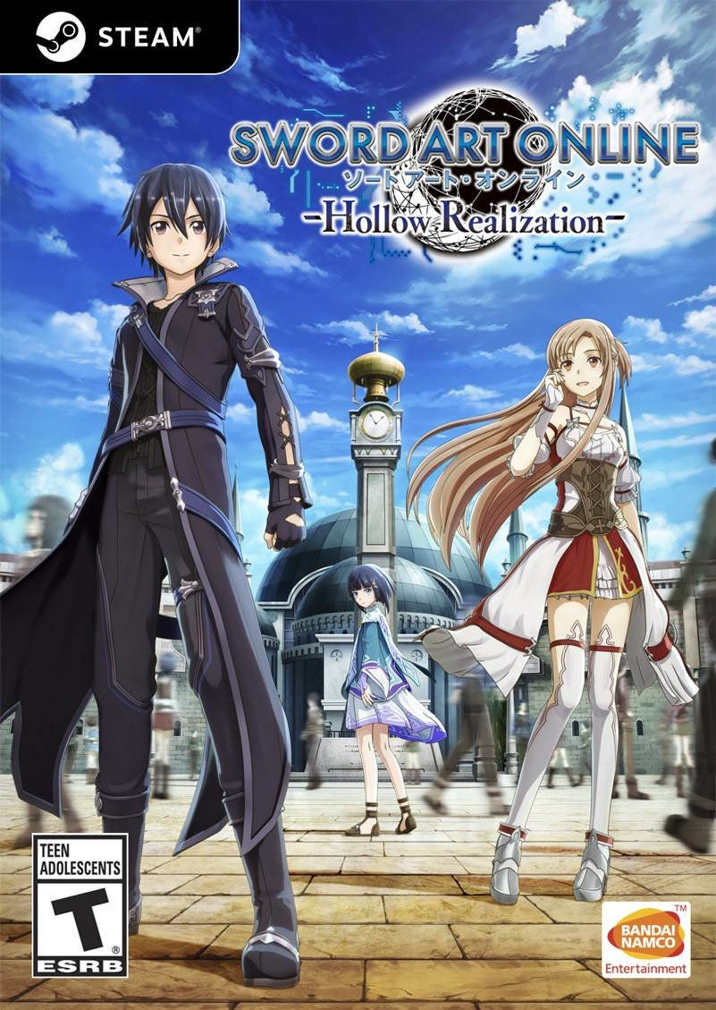 Sword Art Online: Hollow Realization Deluxe Edition (Steam)