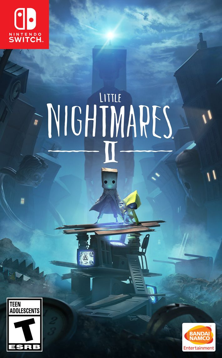 Little Nightmares II: Stay Tuned (Nintendo Switch)