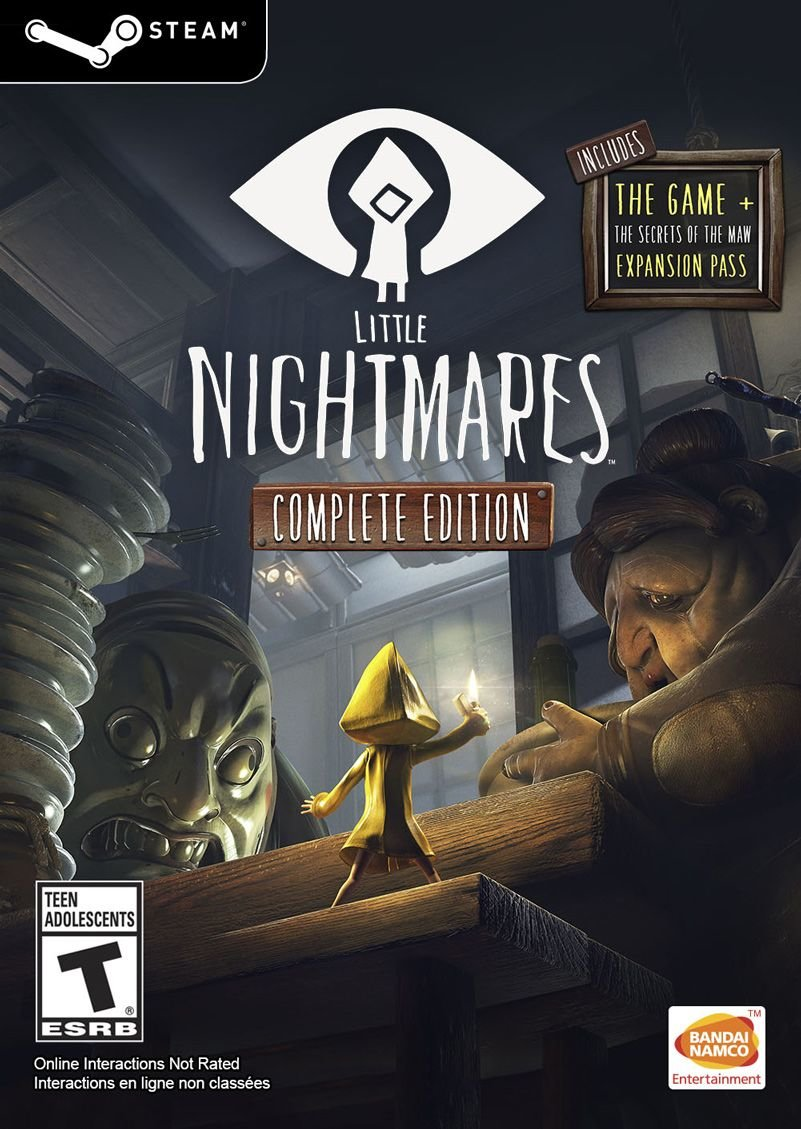 LITTLE NIGHTMARES The Complete Edition (Steam Key)