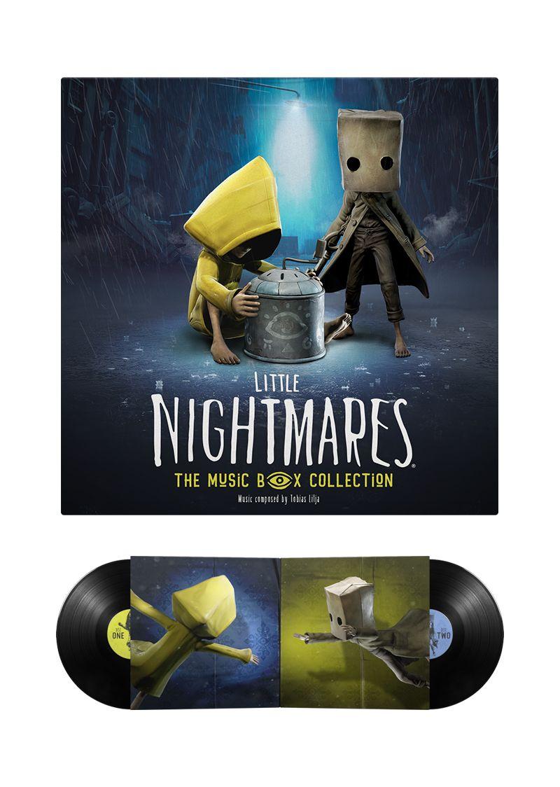 Little Nightmares I & II Vinyl : The Music Box Collection