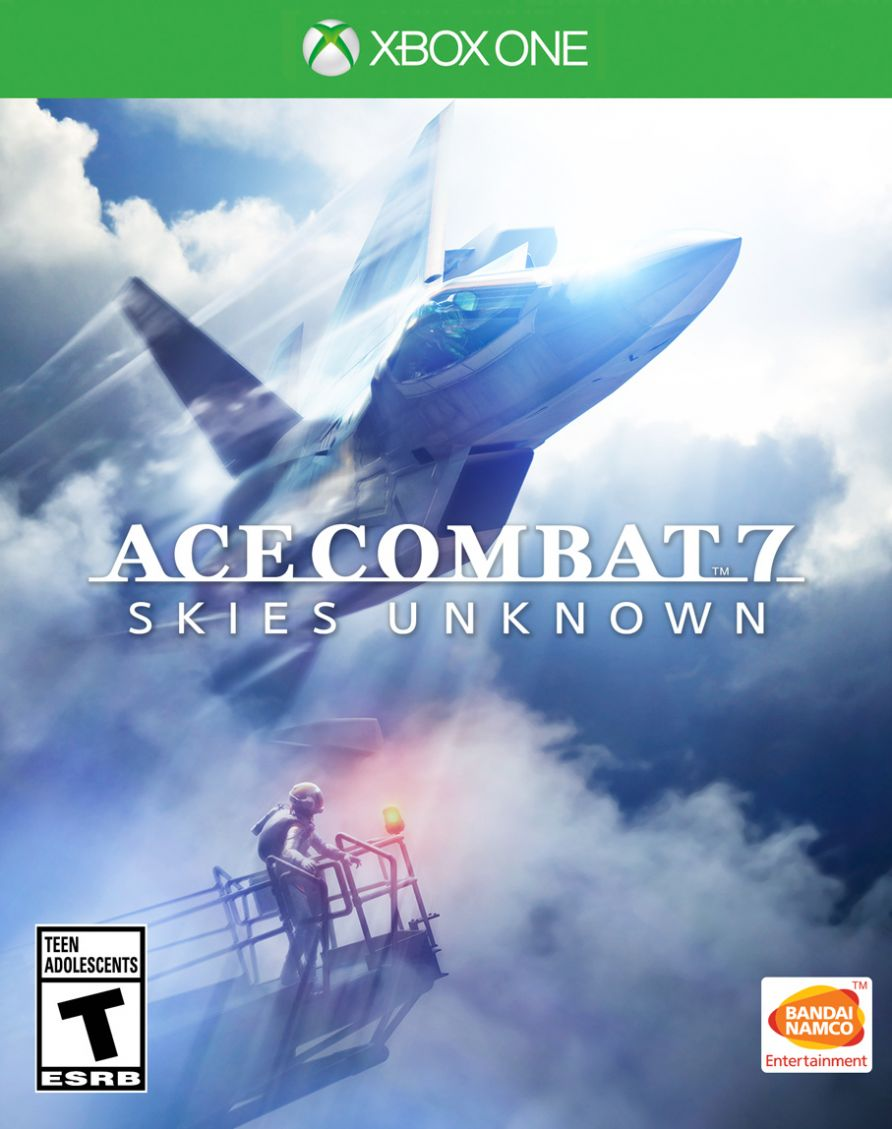 ACE COMBAT™ 7: SKIES UNKNOWN  - Aces at War Bundle (Xbox One)