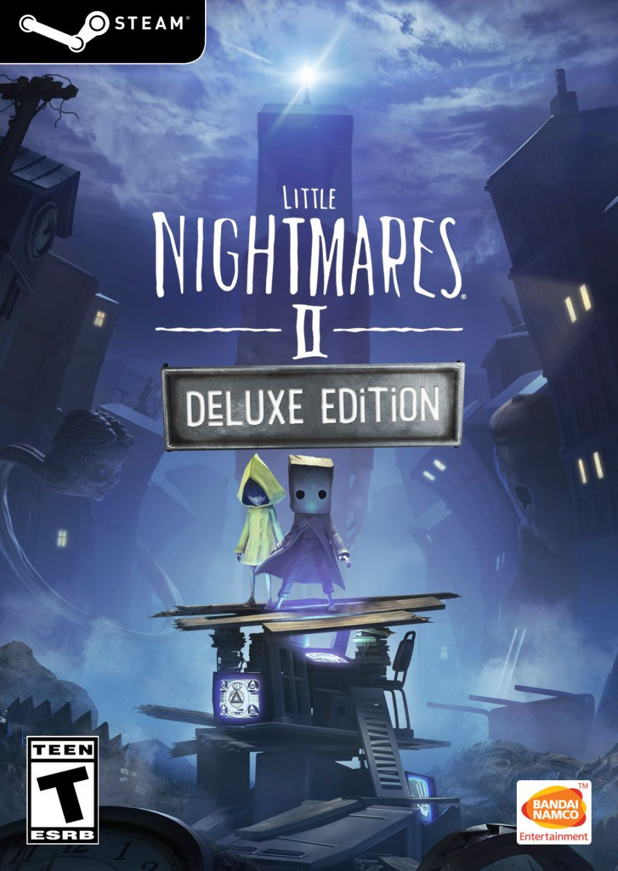 Little Nightmares II Deluxe Edition (STEAM)
