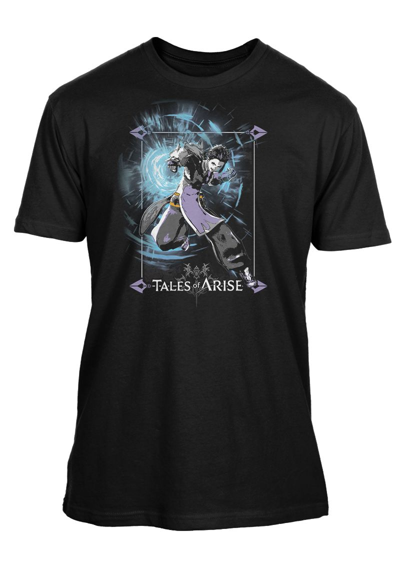 Tales of Arise - Law Character T-Shirt (Large)