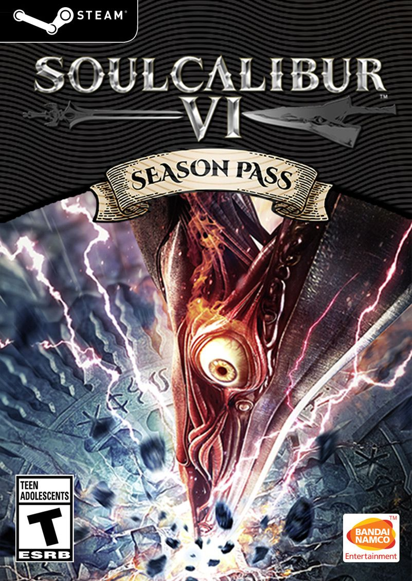 SoulCalibur VI - Season Pass ( Steam Key)