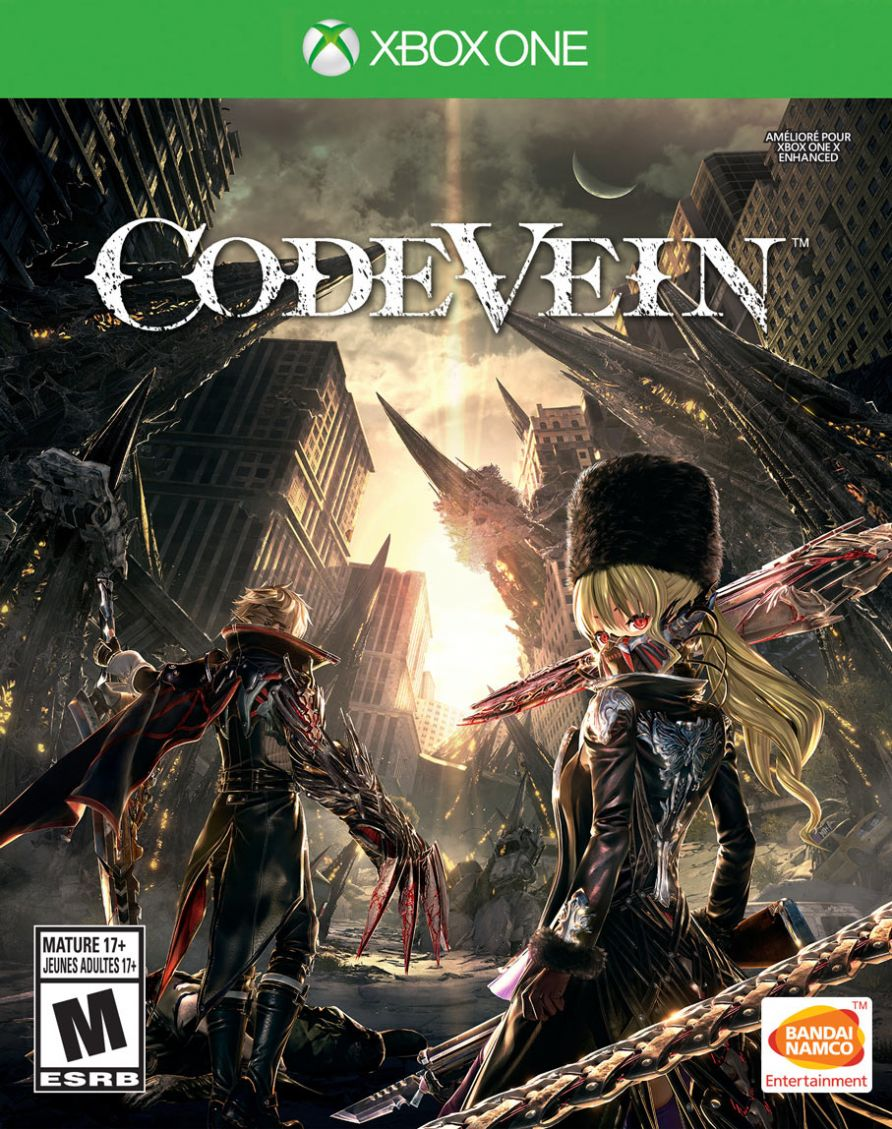 Code Vein - The Revenant Bundle (Xbox One)