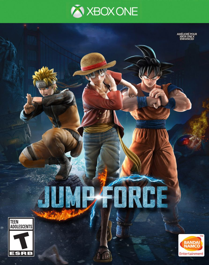 JUMP FORCE Collector's Edition (XBOX ONE)