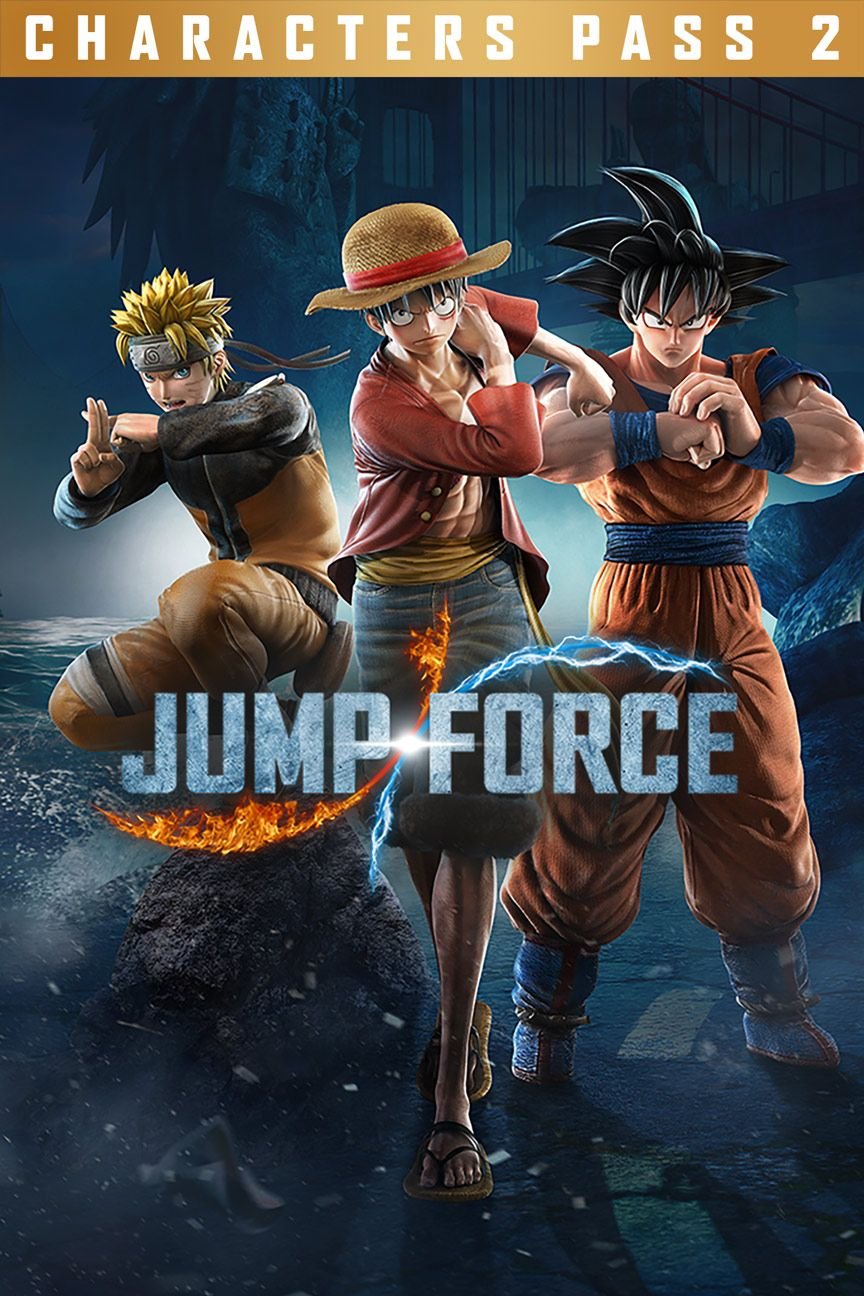 Jump Force - Character Pass 2 (STEAM)