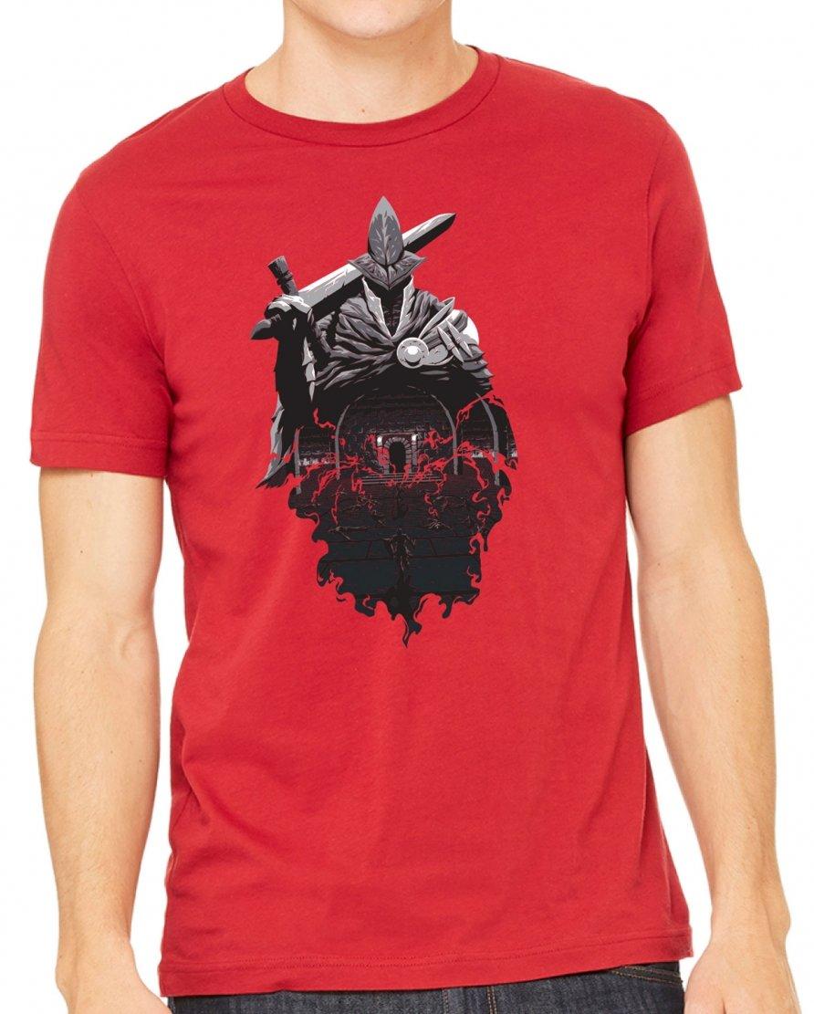 Dark Souls III ABYSS WATCHER T-Shirt - Size S