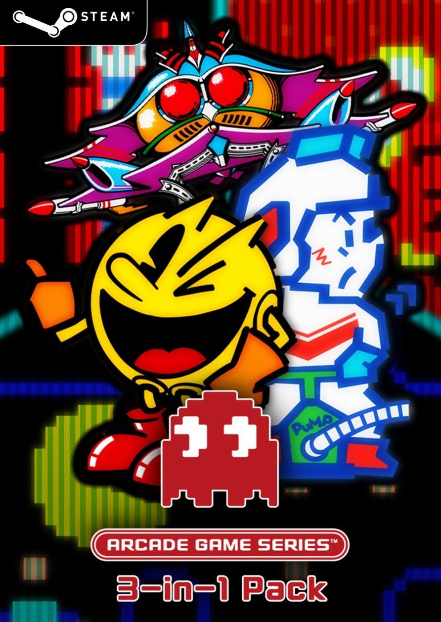 Arcade Game Series: 3-in-1 Pack (Steam Key)