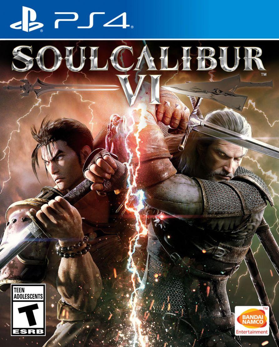 SOULCALIBUR™VI (Playstation 4)