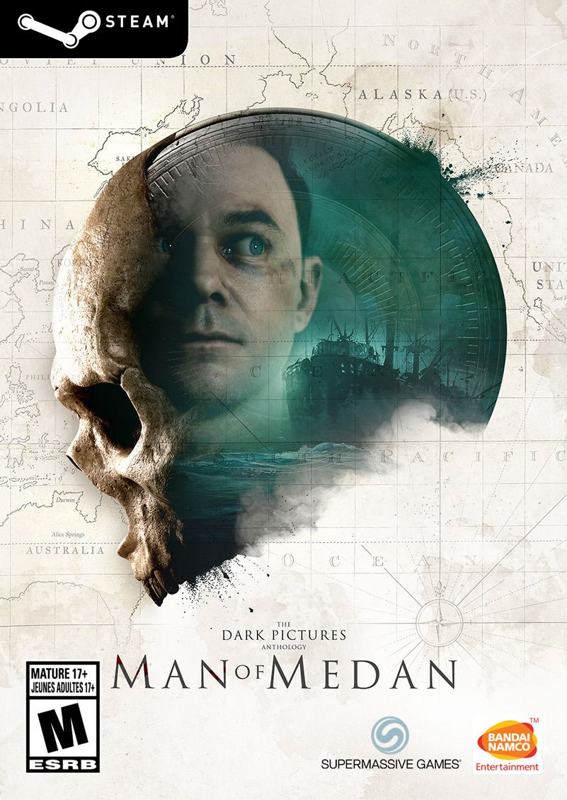 The Dark Pictures: Man of Medan (Steam)