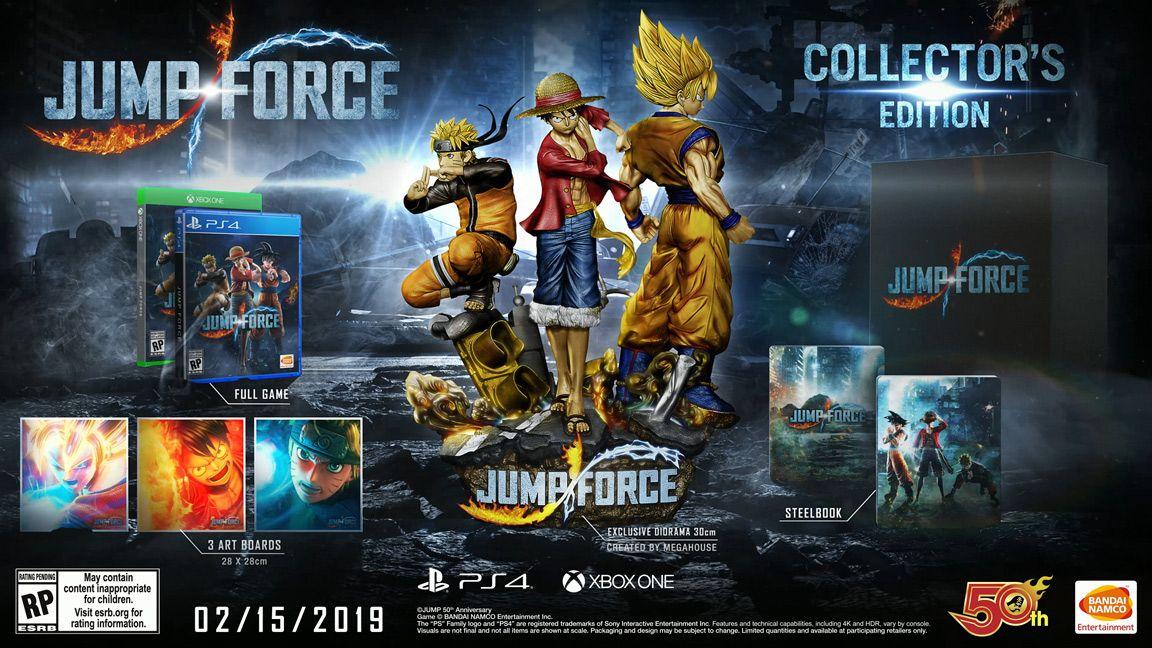 jump force update xbox one