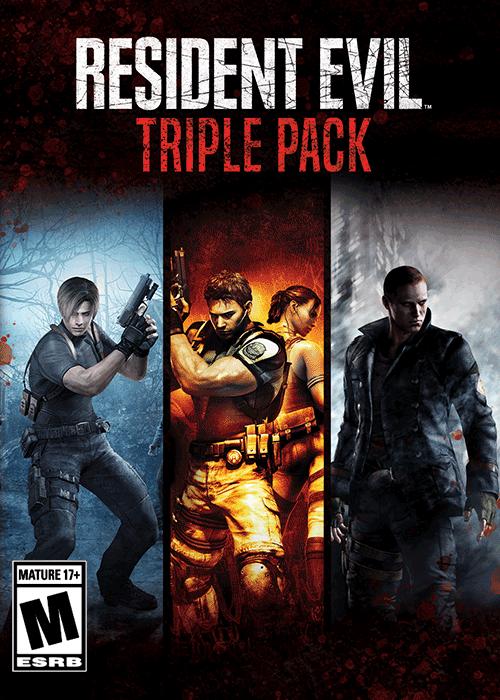 Resident Evil Triple Pack Nintendo Switch Title