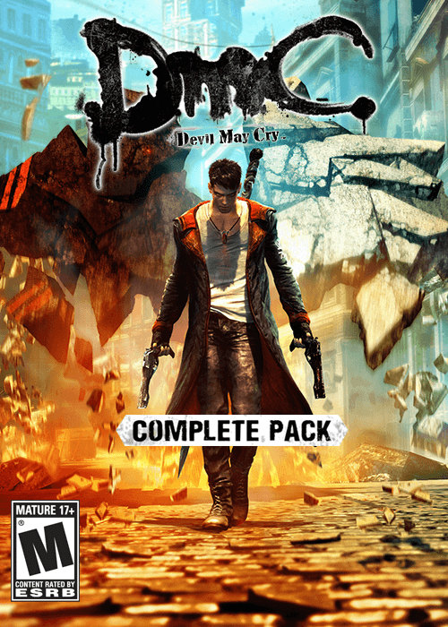 DmC Devil May Cry Complete Pack [STEAM]
