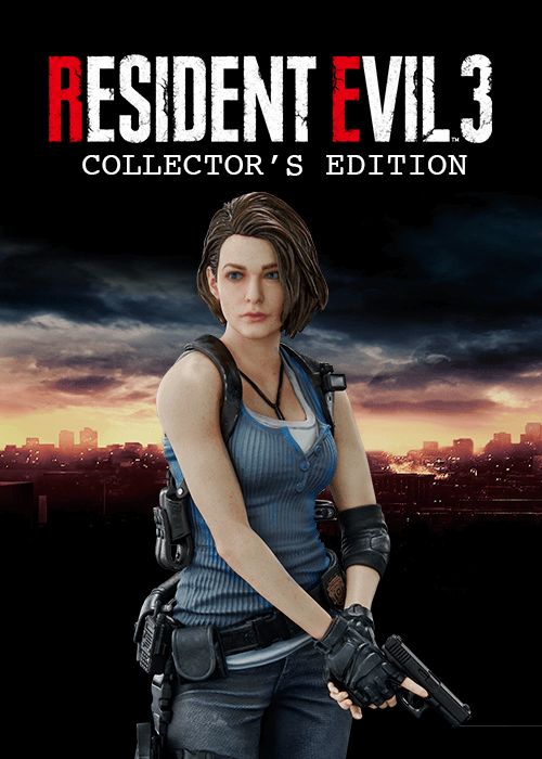 RESIDENT EVIL 3 COLLECTOR'S EDITION [PLAYSTATION 4] | Title