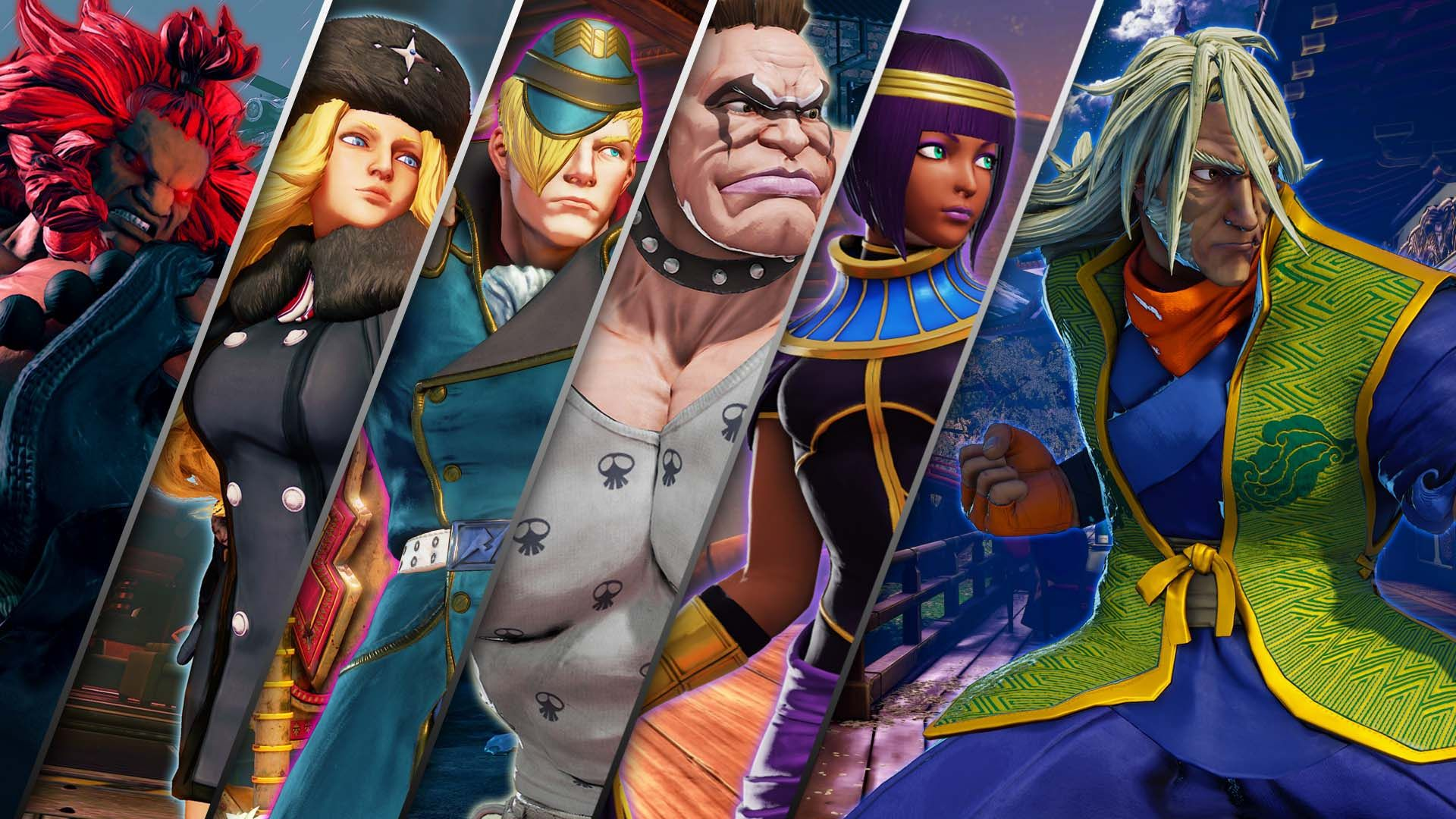 Street Fighter V Season 2 Character Pass Steam Title