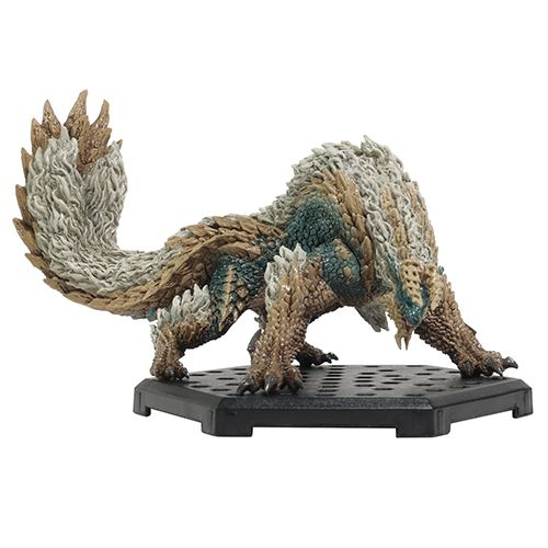 Monster Hunter Figurine Bundle Vol 17 Figure Title A monster figure you can use to decorate your room. capcom