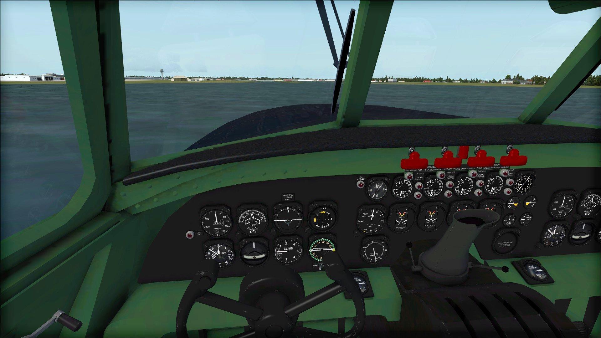 FSX Steam Edition: Convair R3Y Tradewind Add-On | Dovetail Store