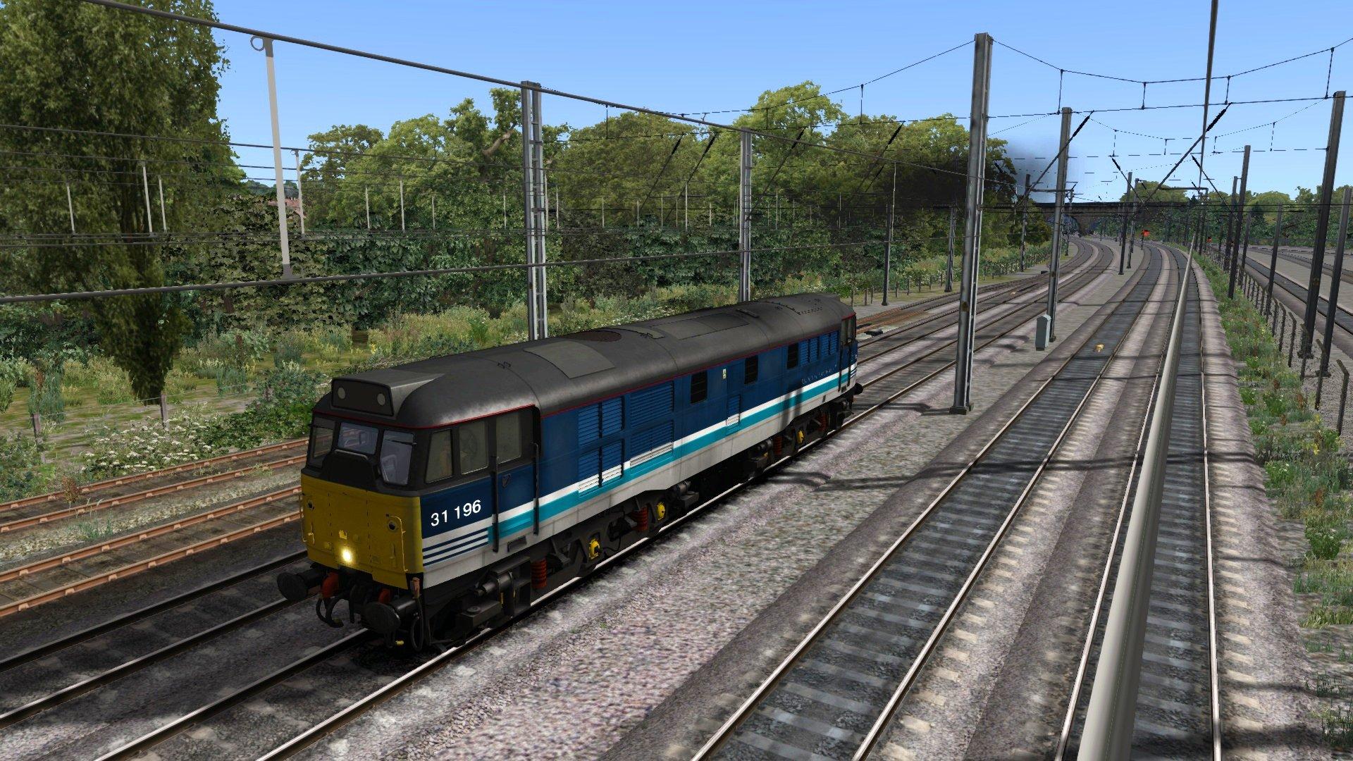 TS Marketplace: Class 31 Regional Railways Add-on Livery 2014 pc game Img-2