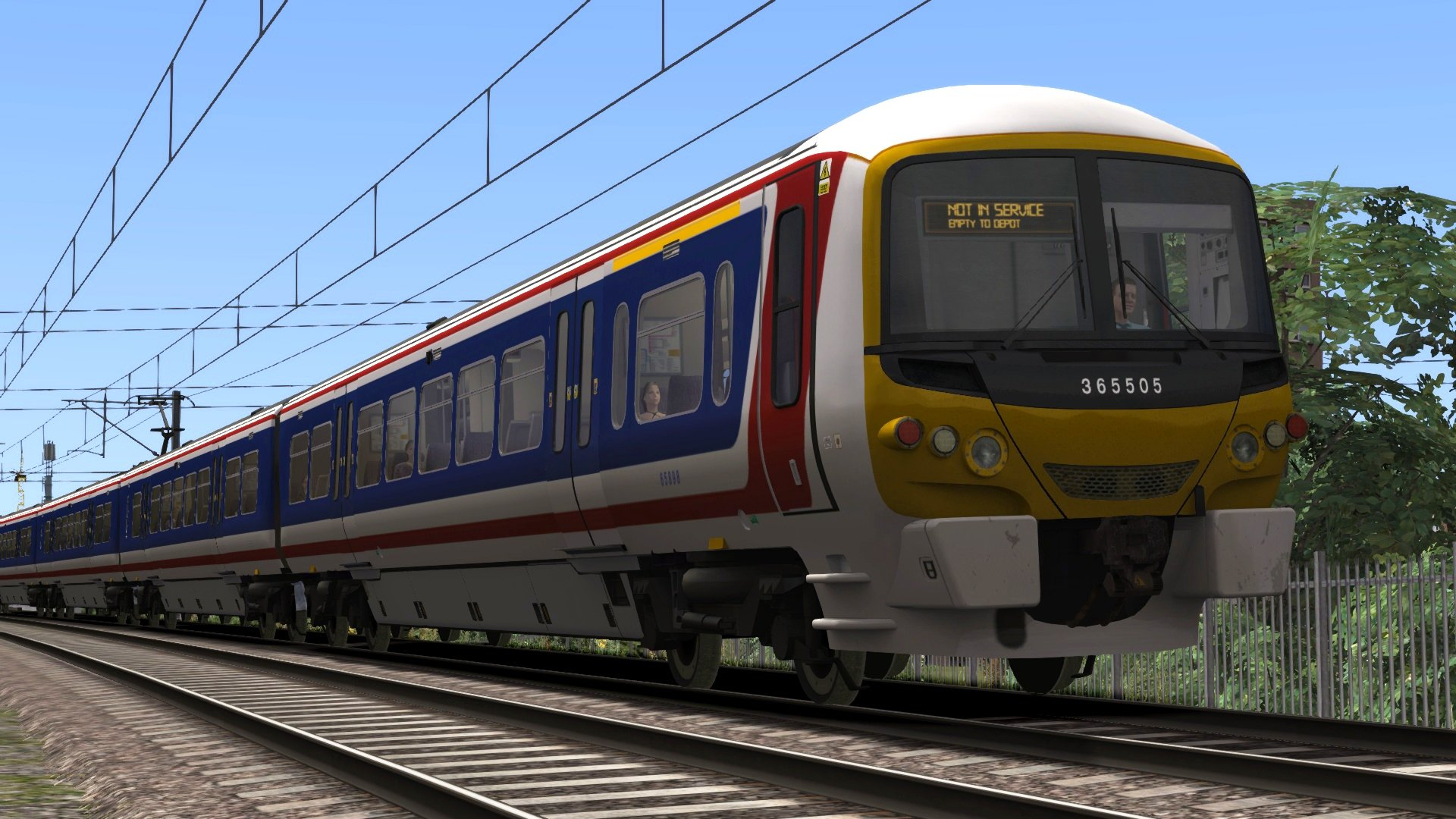 TS Marketplace: Network South East Class 319 Add-on Livery 2015 pc game Img-4