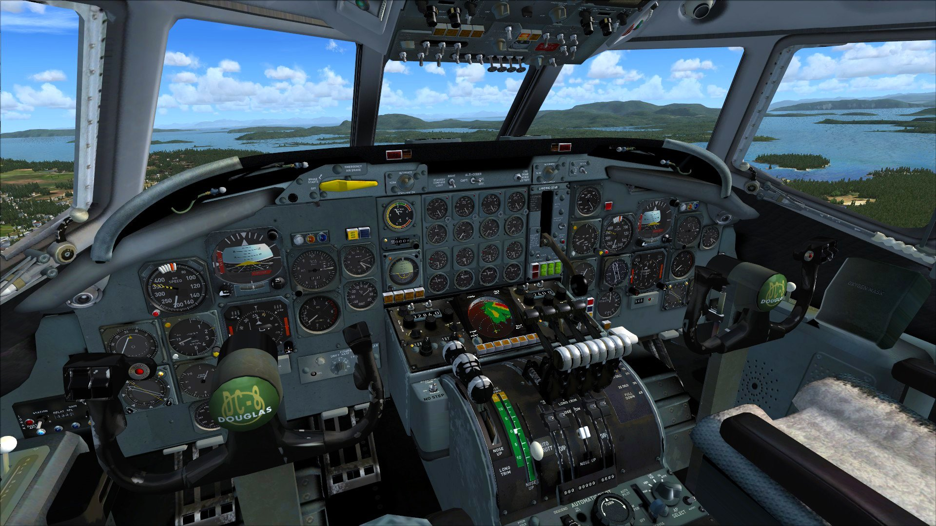 McDonnell Douglas DC-8™ Series 10 - 40 Add-On | Dovetail Store