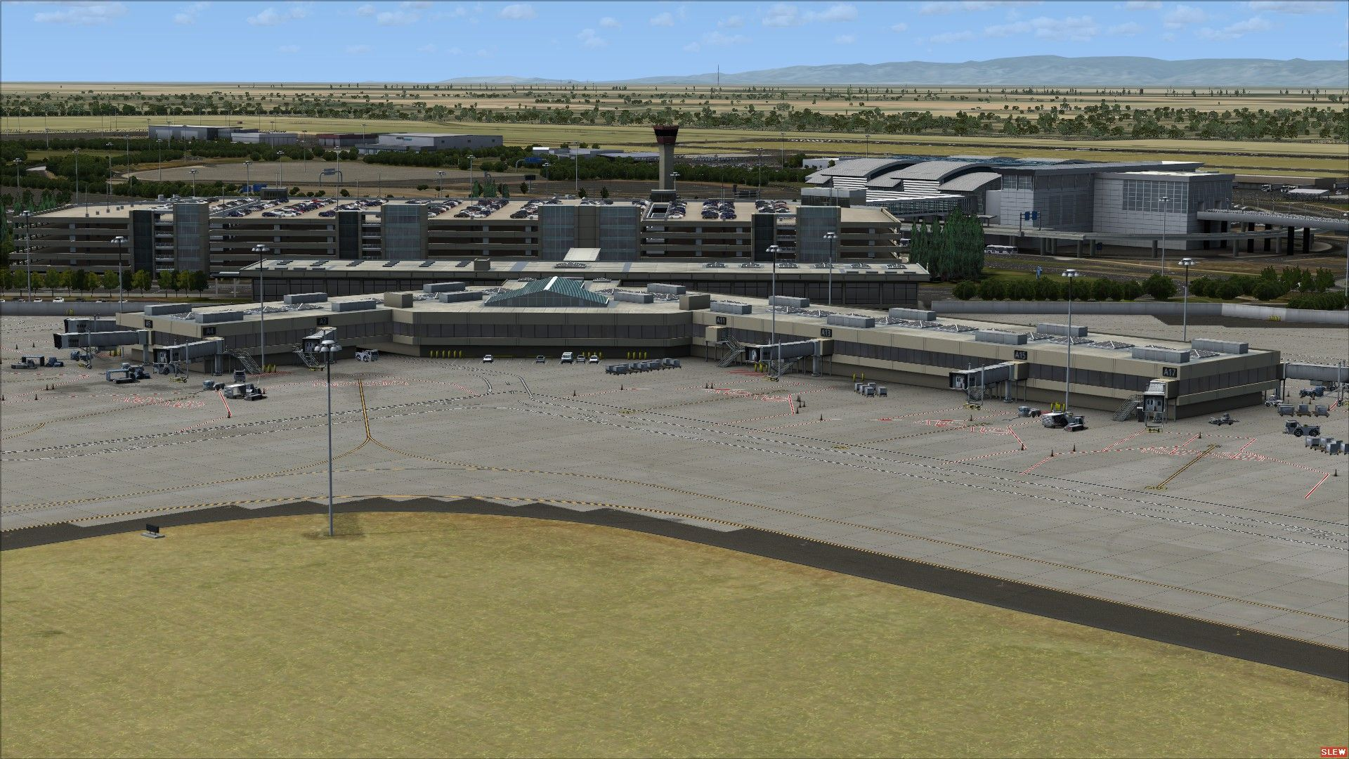 FSX Steam Edition: Sacramento Airport Add-On | Dovetail Store
