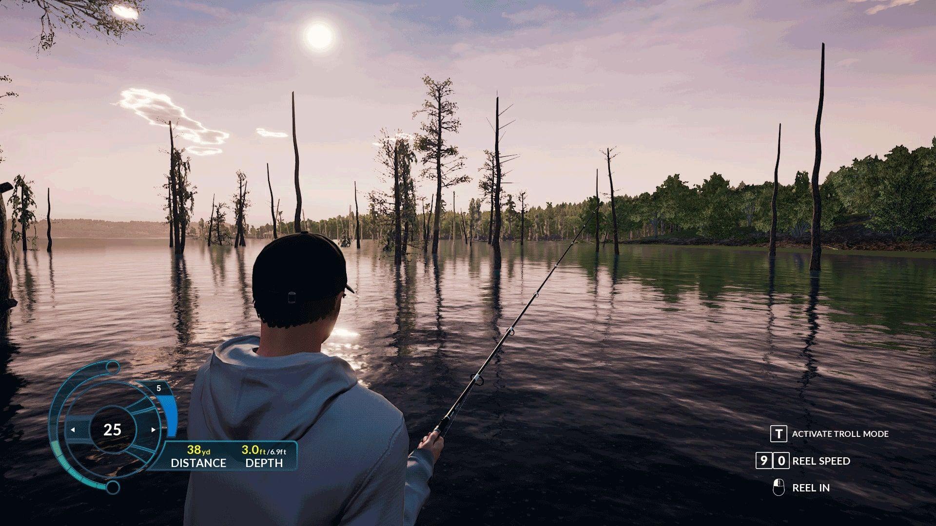 Fishing Sim World: Lake Arnold | Dovetail Store