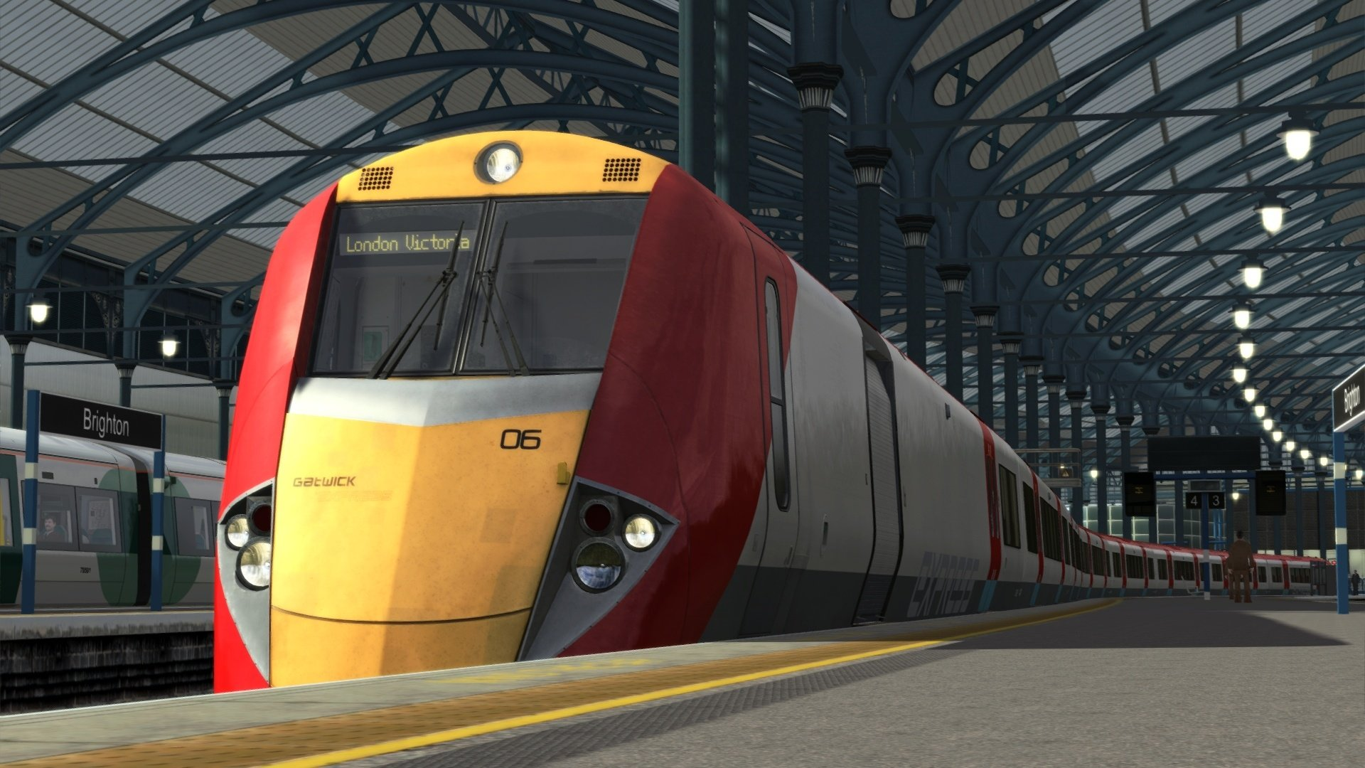 Gatwick Express BR Class 460 'Juniper' EMU Add-On | Dovetail Store
