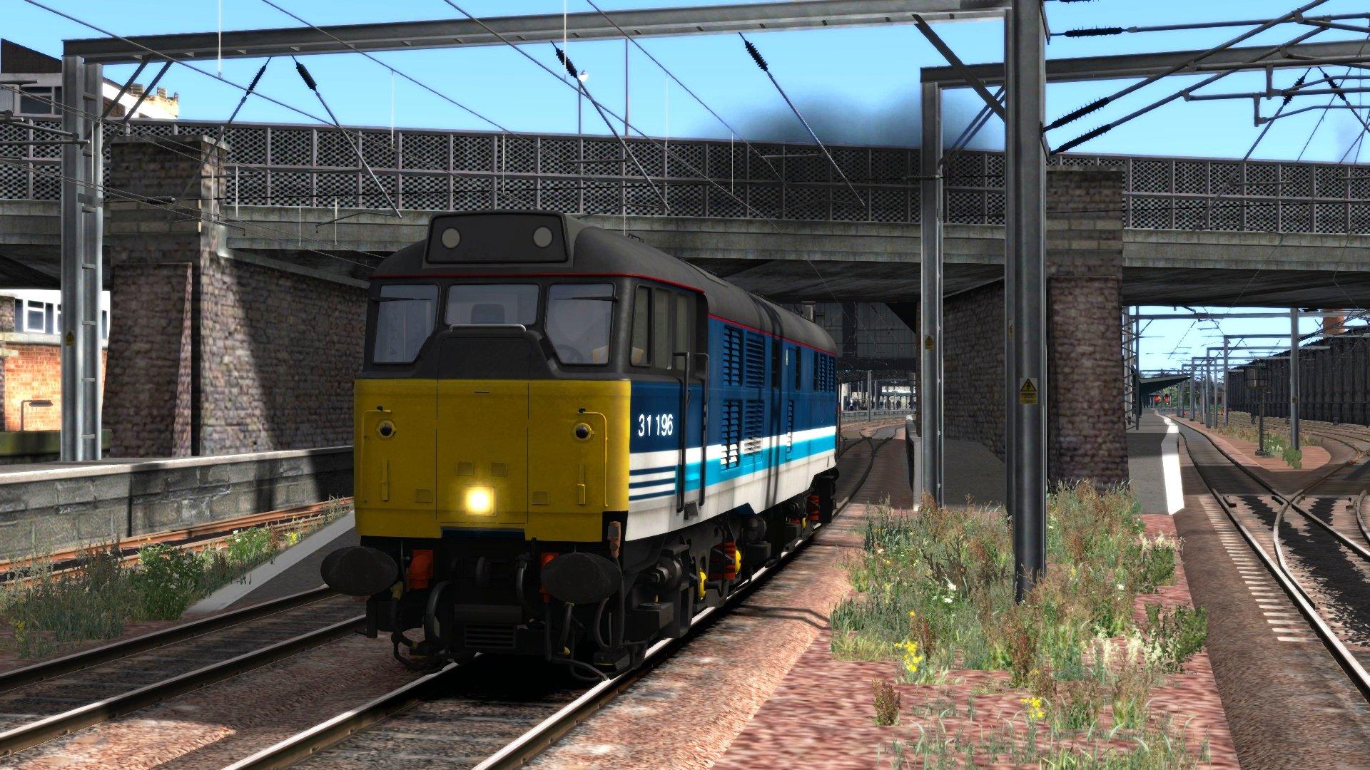TS Marketplace: Class 31 Regional Railways Add-on Livery 2014 pc game Img-1