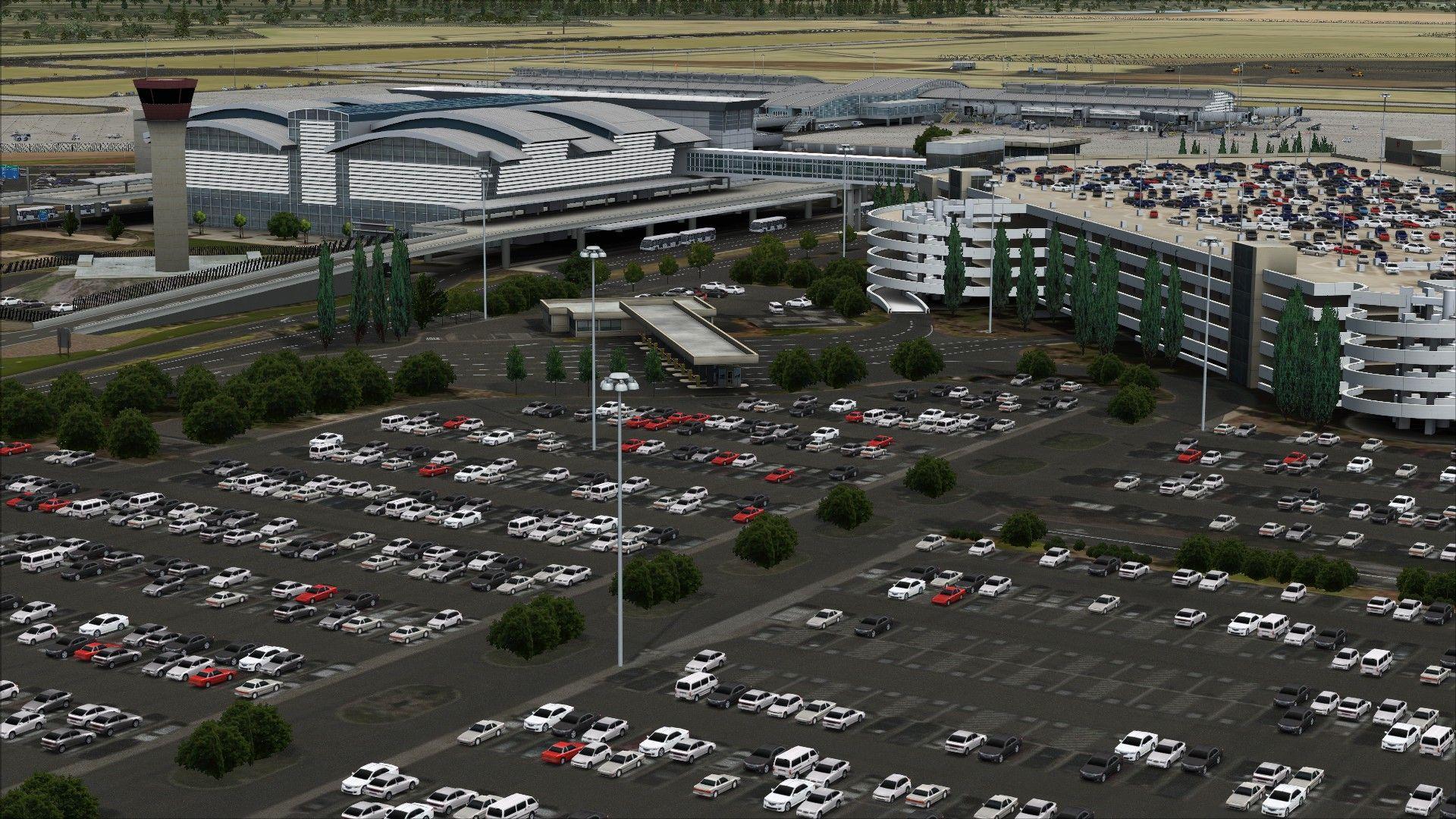 FSX Steam Edition: Sacramento Airport Add-On | Dovetail Store