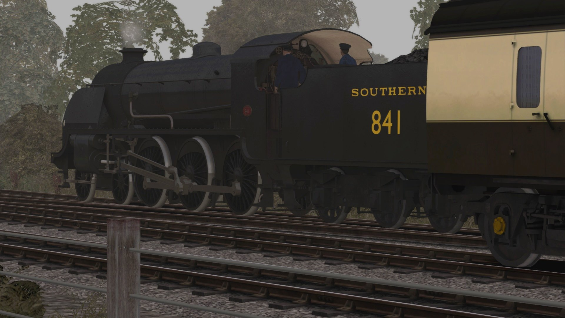 Southern Railway S15 Class Steam Loco Add-On | Dovetail Store