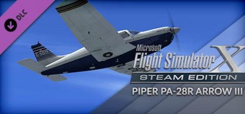 Piper PA-28R Arrow III Add-On