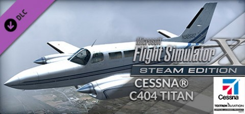 Cessna® C404 Titan Add-On