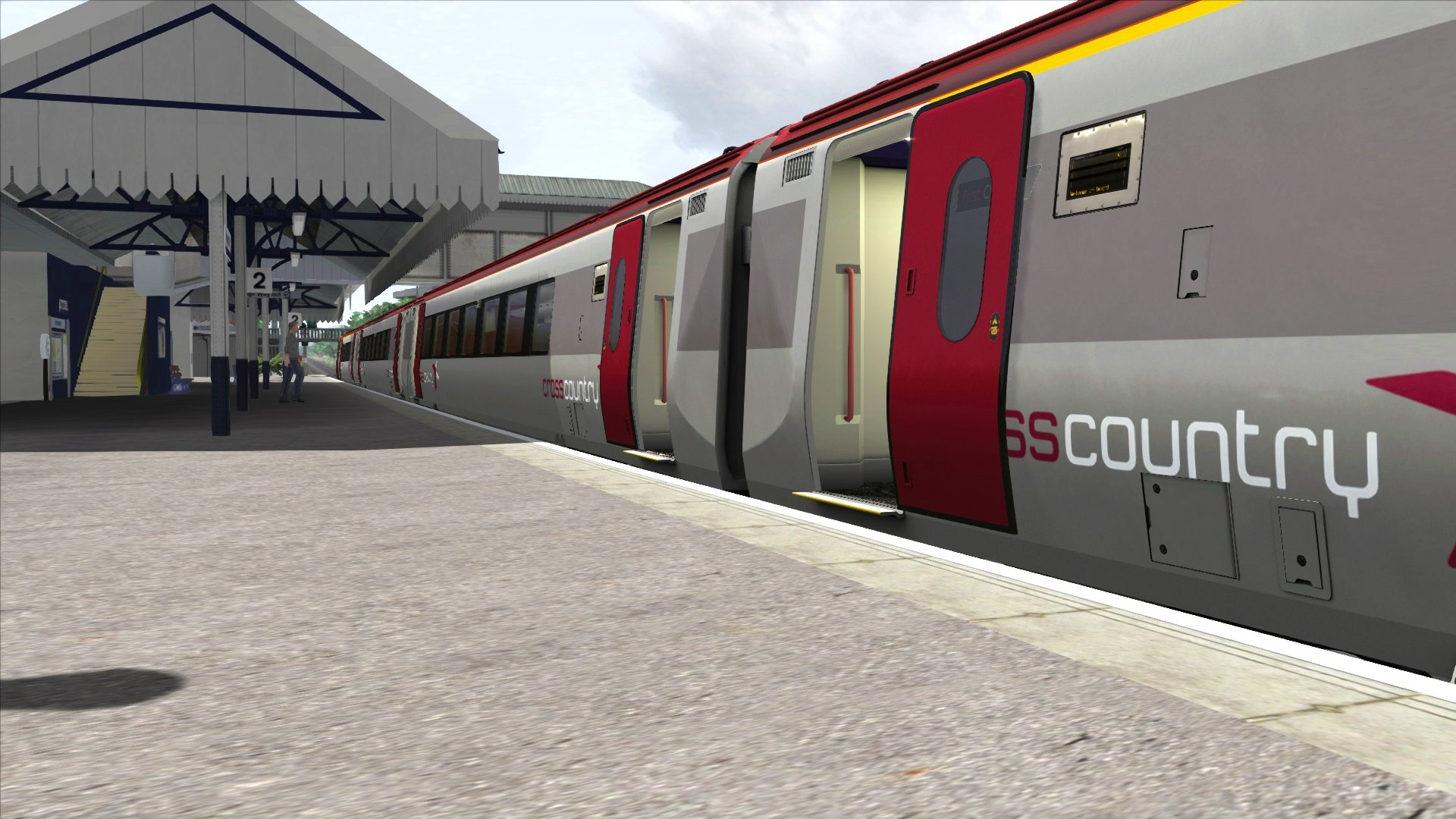 CrossCountry Class 220 'Voyager' DEMU Add-On   Dovetail Store
