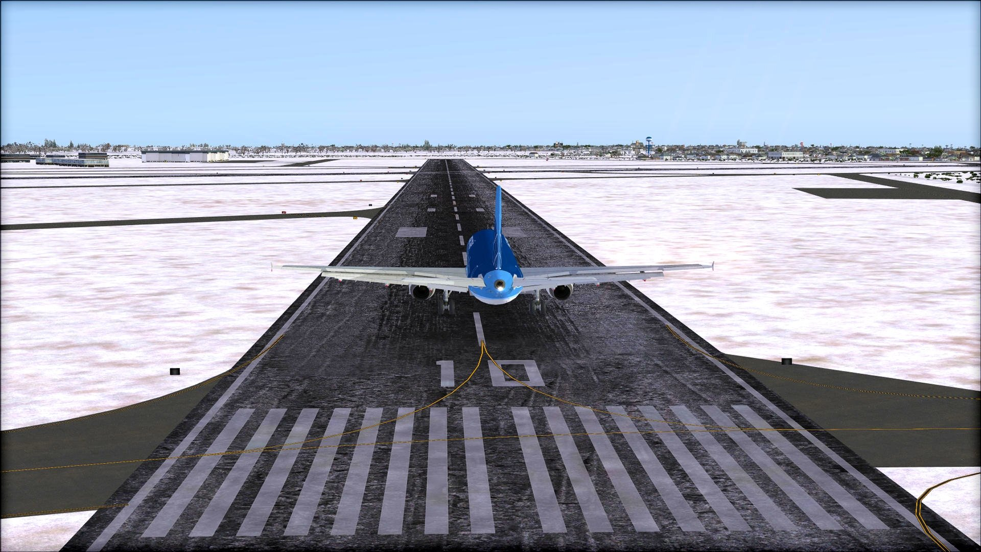 HD Airport Graphics Add-On | Dovetail Store