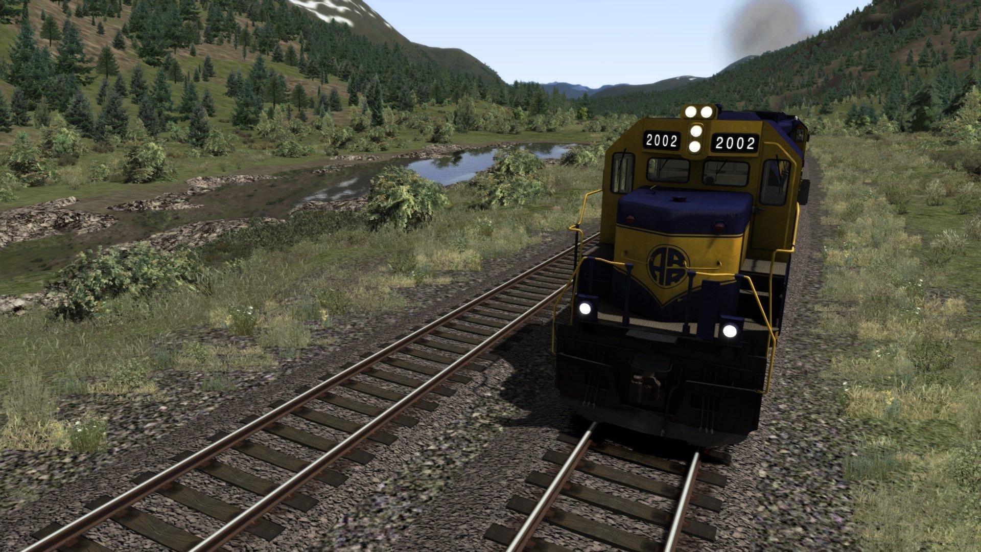The Alaska Railroad Anchorage Seward Route Add On Dovetail Store