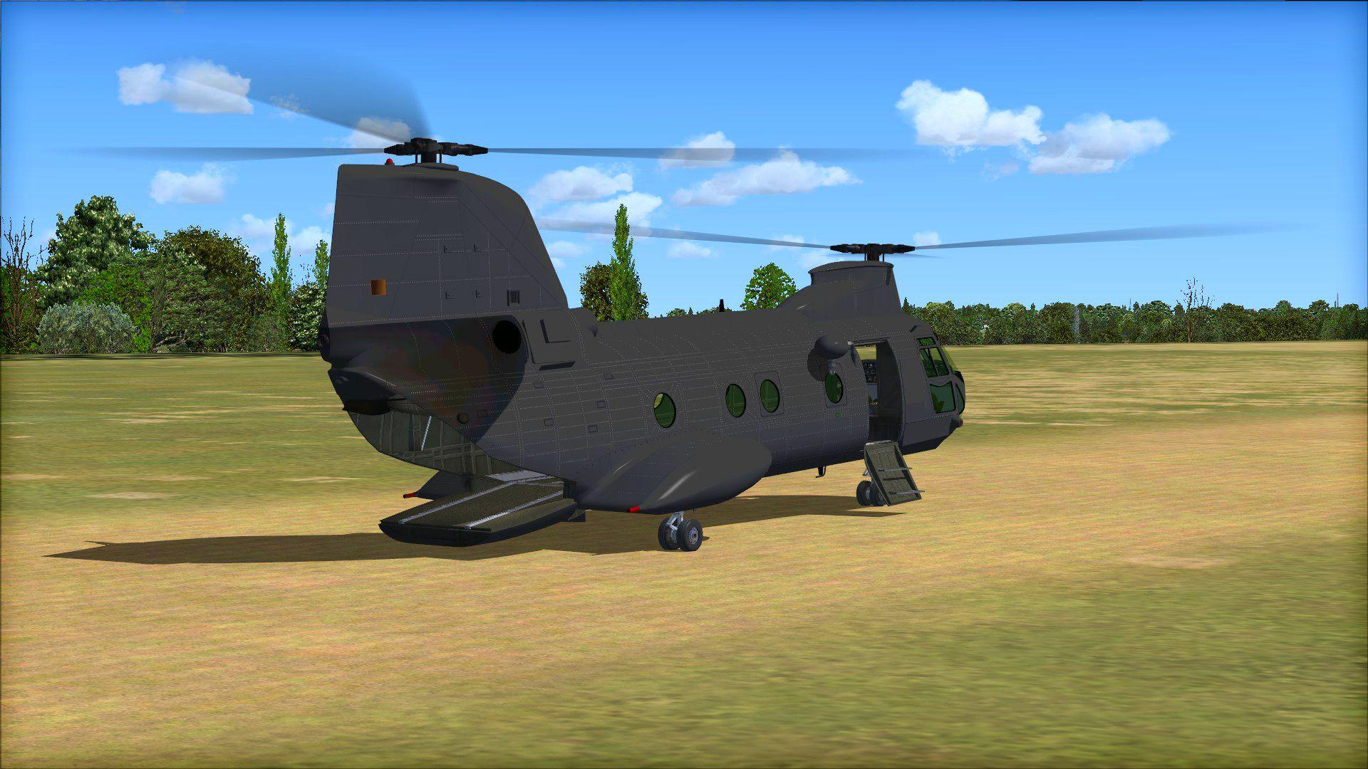 Boeing Vertol CH-46 Sea Knight™ Add-On | Dovetail Store