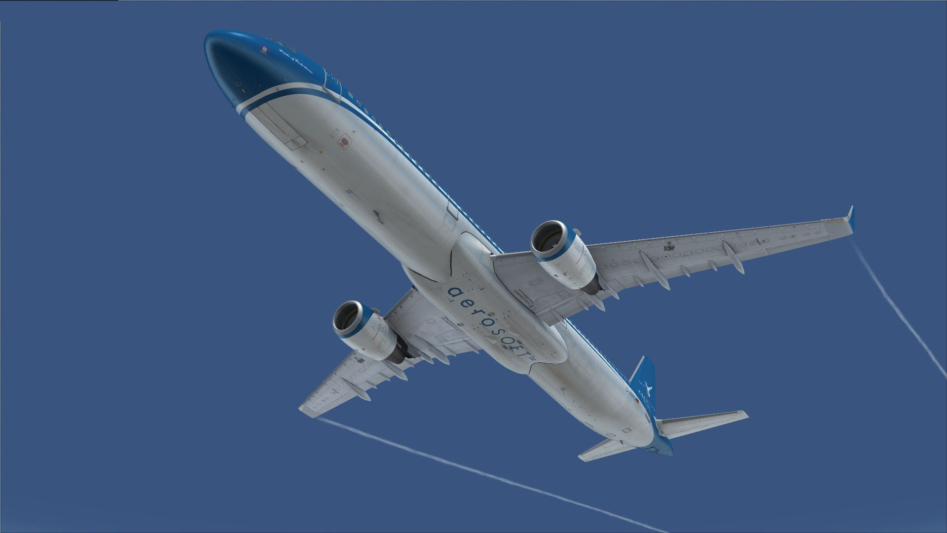 Airbus A320/A321 Add-On   Dovetail Store