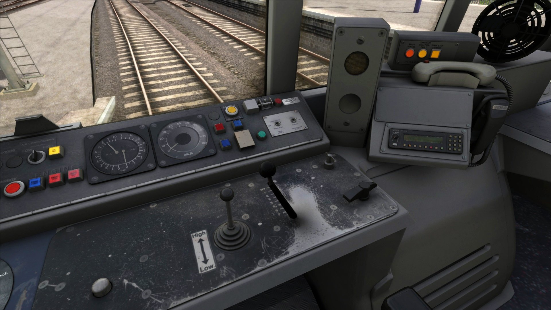 TS Marketplace: BR Provincial Sector Class 143 Add-on Livery 2014 pc game Img-4