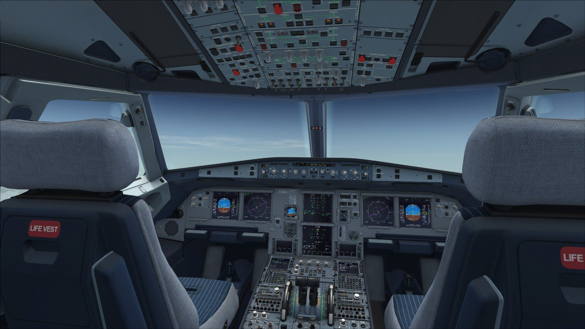Airbus A320/A321 Add-On | Dovetail Store