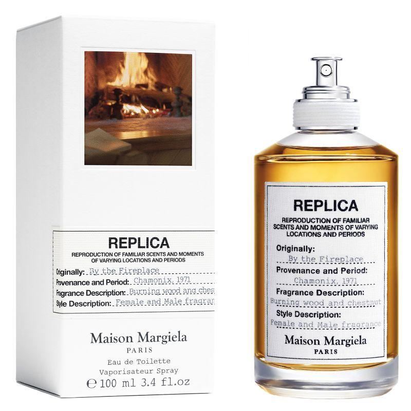 Maison Margiela By the Fireplace Eau De